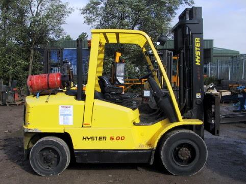 Hyster H5.00 XM