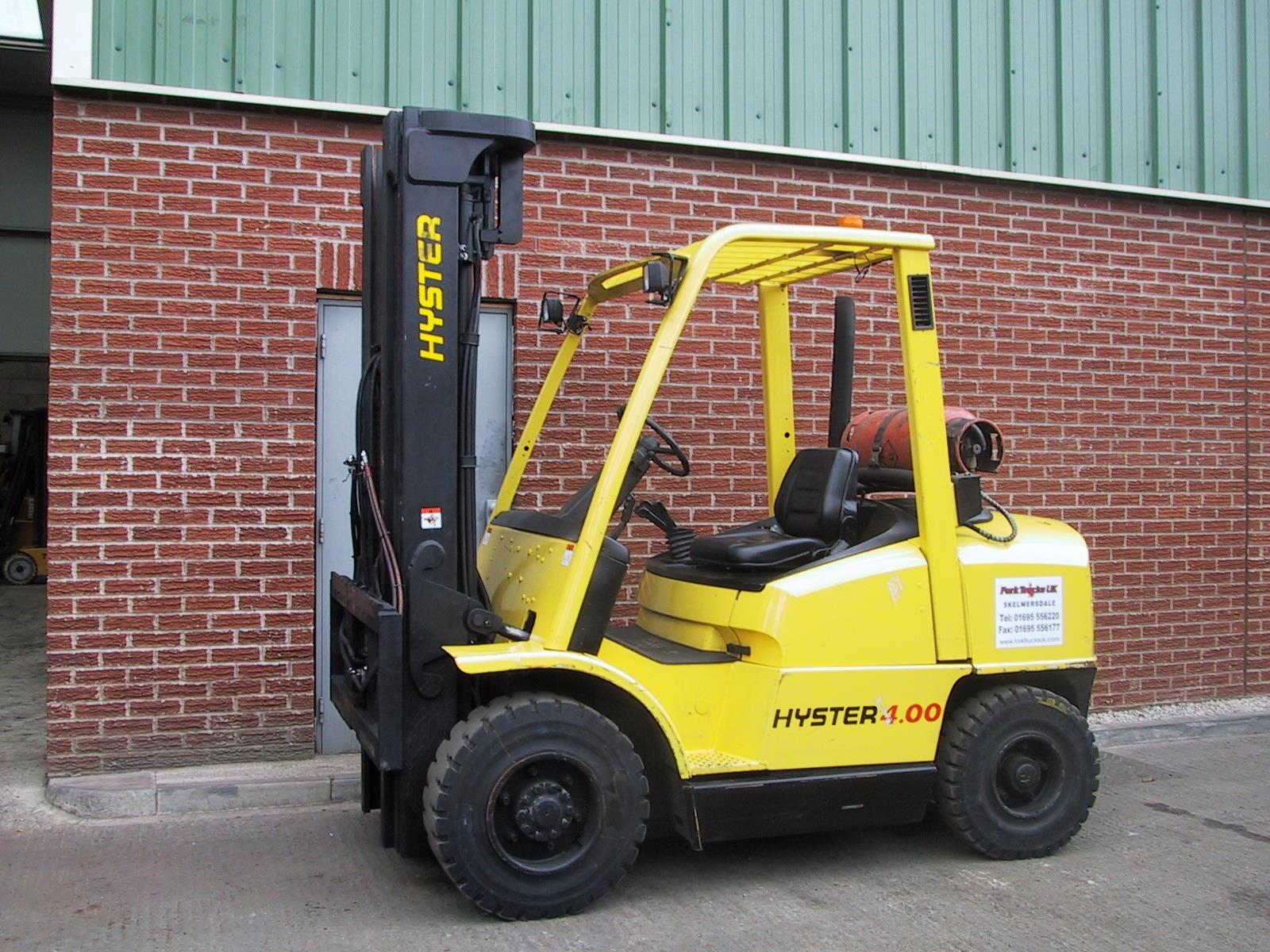 Hyster H4.00XM