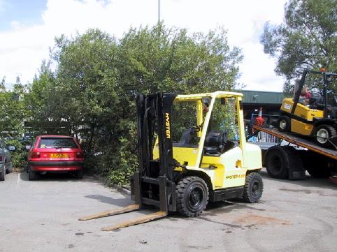 Hyster H4.00 XM-5