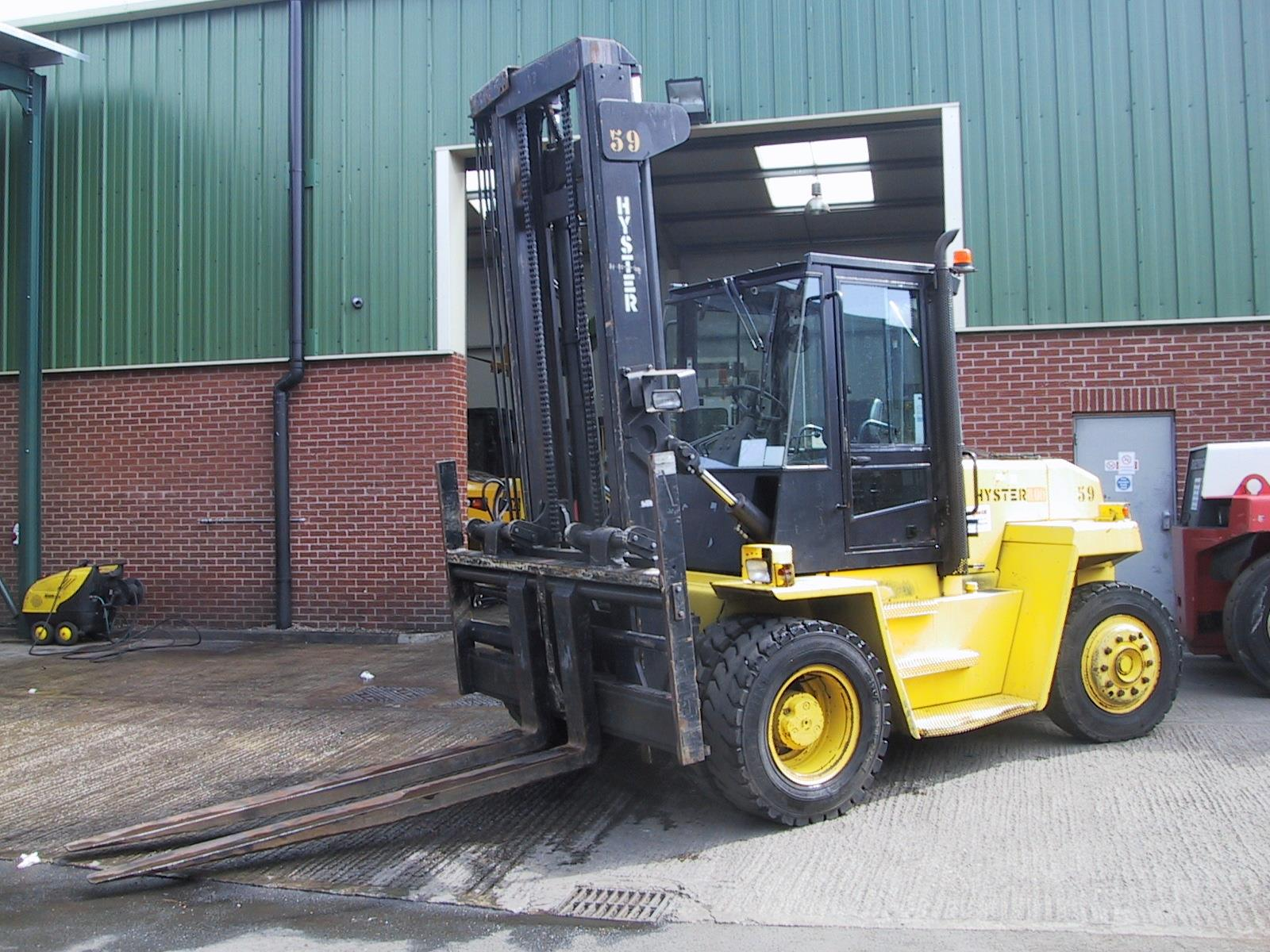 Hyster H8.00 XL2