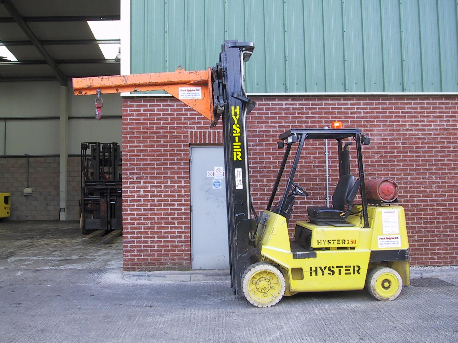 Hyster S3.5XL